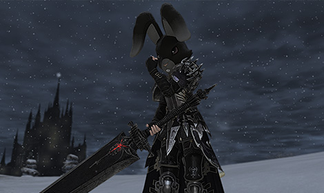 Cerise Neanana - Bunny of Darkness