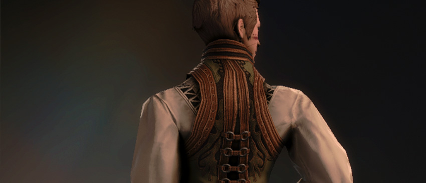 Xennon Interview balthier glamour