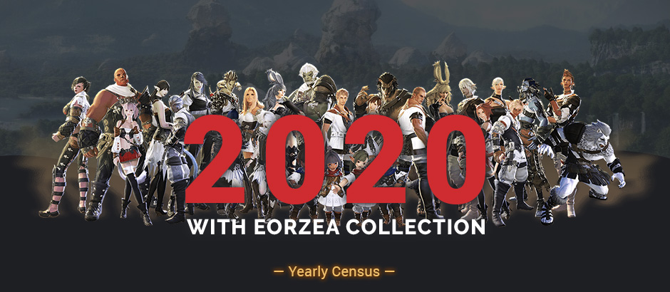 2020 with Eorzea Collection - yearly review