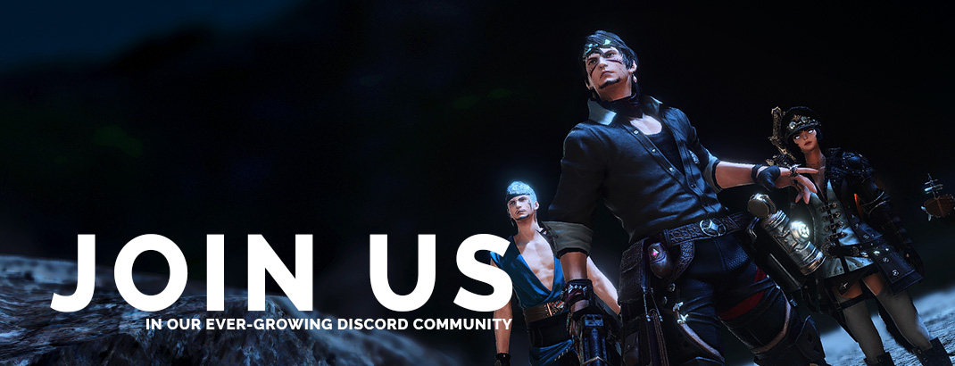 Join our ever-growing discord community