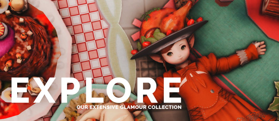 Explore our extensive glamour collection