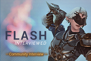 Community Interview - Flash Galathynius