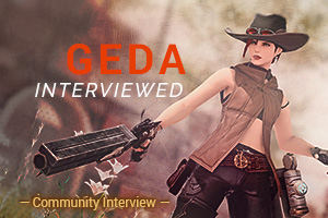Community Interview - Geda Yumi