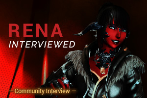 Community Interview - Rena Nox