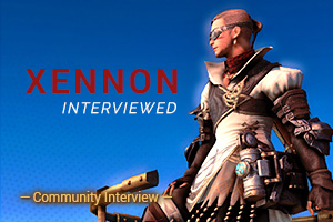 Community Interview - Xennon Song