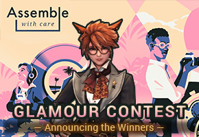 Assemble with Care contest winners!