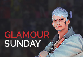 Today is Glamour Sunday!