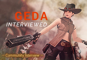 We interviewed Geda Yumi!