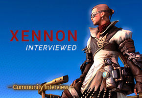 We interviewed Xennon Song!