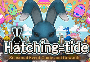 Hatching Tide Seasonal Event Guide
