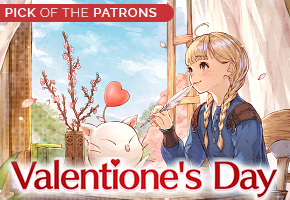 Pick of the Patrons - Valentione's Day